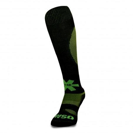 Osaka Sox - Black/Yellow Melange