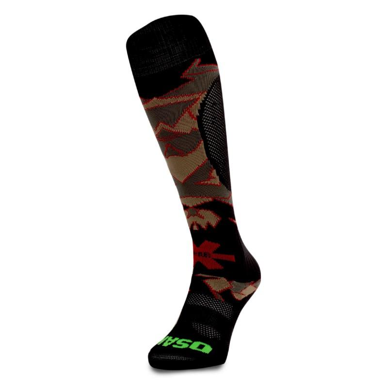 Osaka Sox - Desert/Camo Red