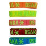 Osaka Elastic Bracelets - Pack of 5