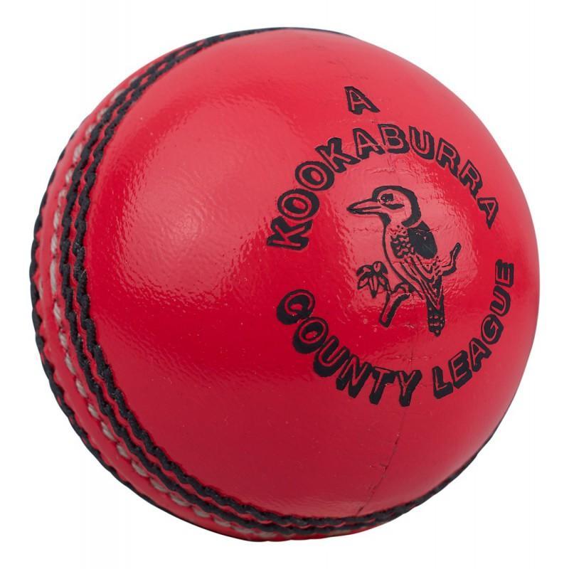 Kookaburra County League Pink Cricket Ball