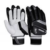 Kookaburra T/20 Flare Cricket Gloves - Black (2018)