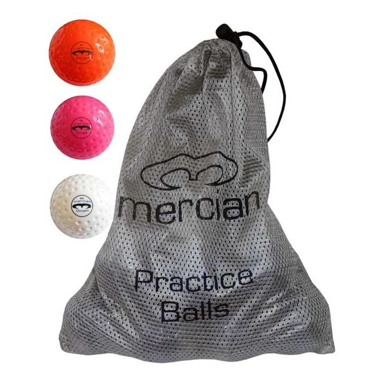 Mercian Bag of 12 Dimple Practice Balls