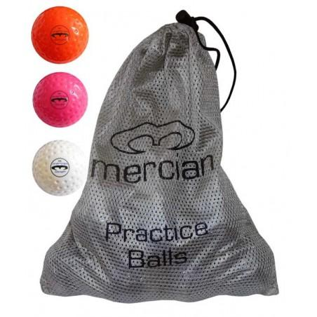 Mercian Bag of Dimple Practice Balls