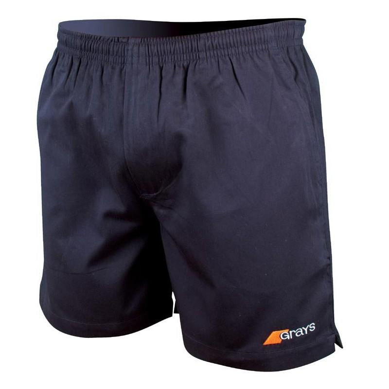 Grays G500 Hockey Shorts (Navy)