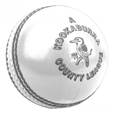 Kookaburra County League White Cricket Ball