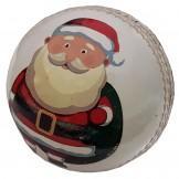 Santa Claus Christmas Cricket Ball