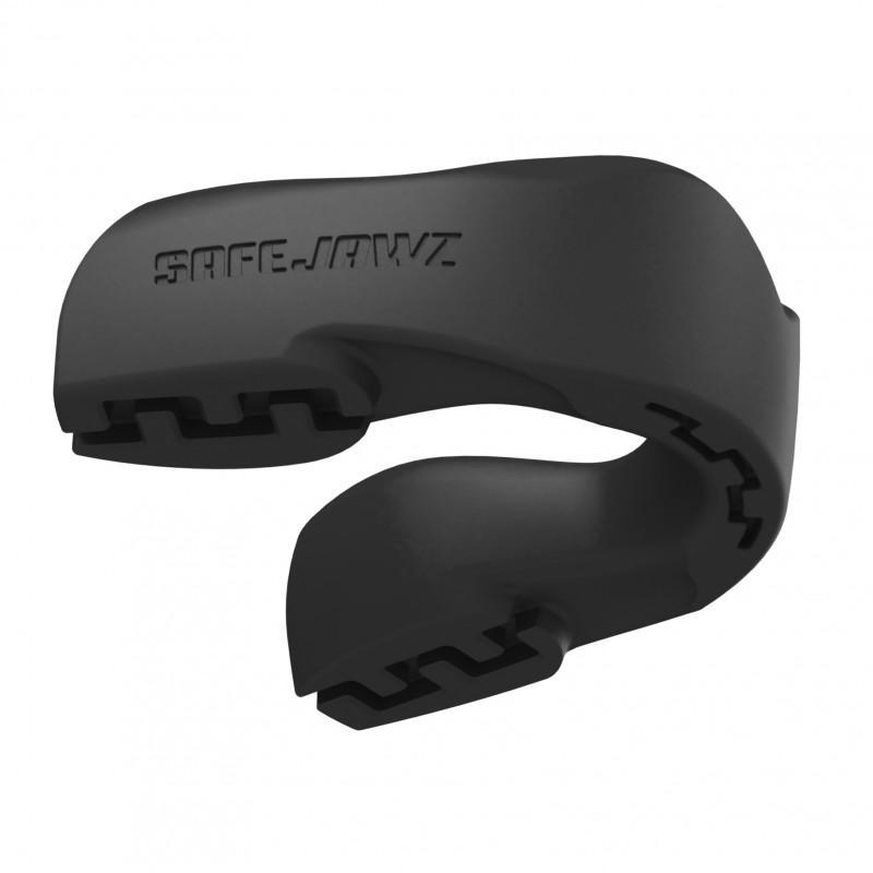 Safejawz Intro Mouthguard (Black)