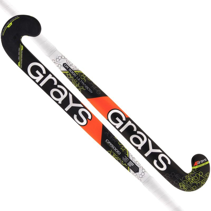 Grays GR5000 Ultrabow Junior Hockey Stick (2018/19)