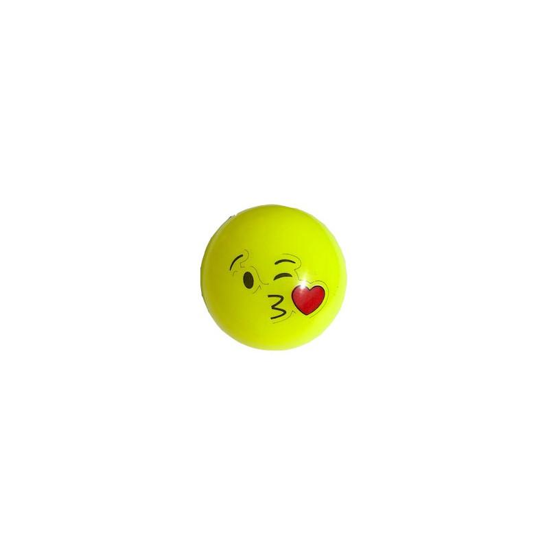 Mercian Kiss Emoji Soft Ball