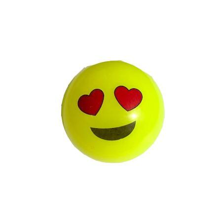 Mercian Love Eyes Emoji Soft Ball