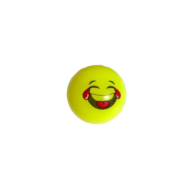 Mercian Laughing Emoji Soft Ball