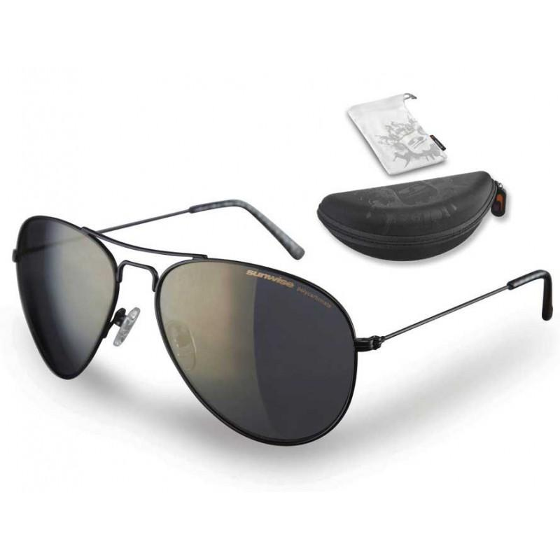 Sunwise Lancaster GR3 Sunglasses + FREE Hard Case