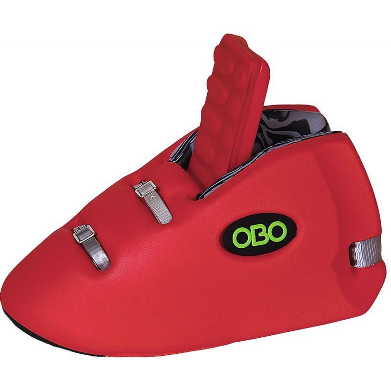 OBO Robo Hi-Rebound Kickers - Red