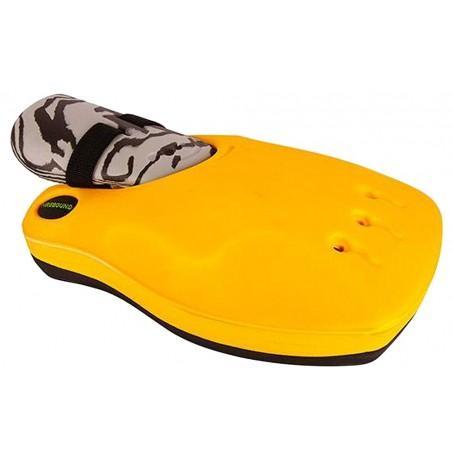 OBO Robo Hi-Rebound Left Hand Protector - Black/Yellow