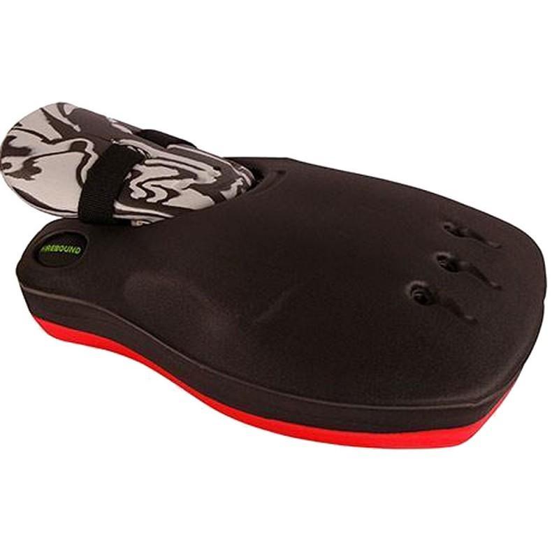 OBO Robo Hi-Rebound Left Hand Protector - Red/Black