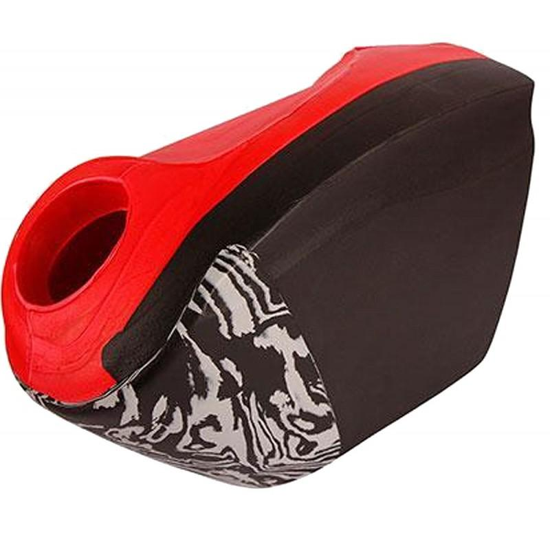 OBO Robo Hi-Rebound Right Hand Protector - Black/Red