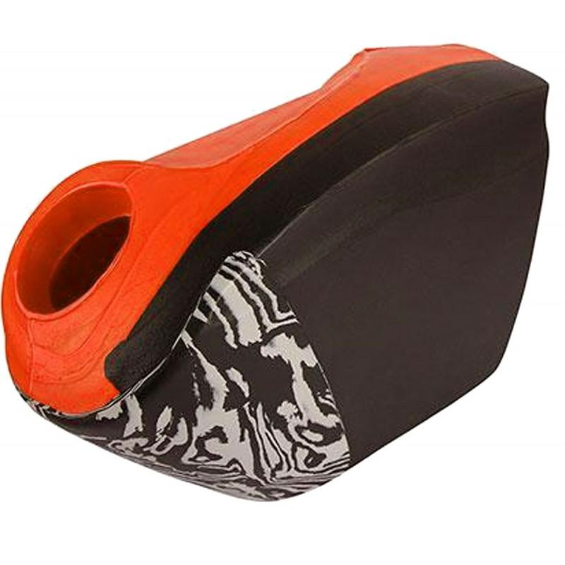 OBO Robo Hi-Rebound Right Hand Protector - Black/Orange