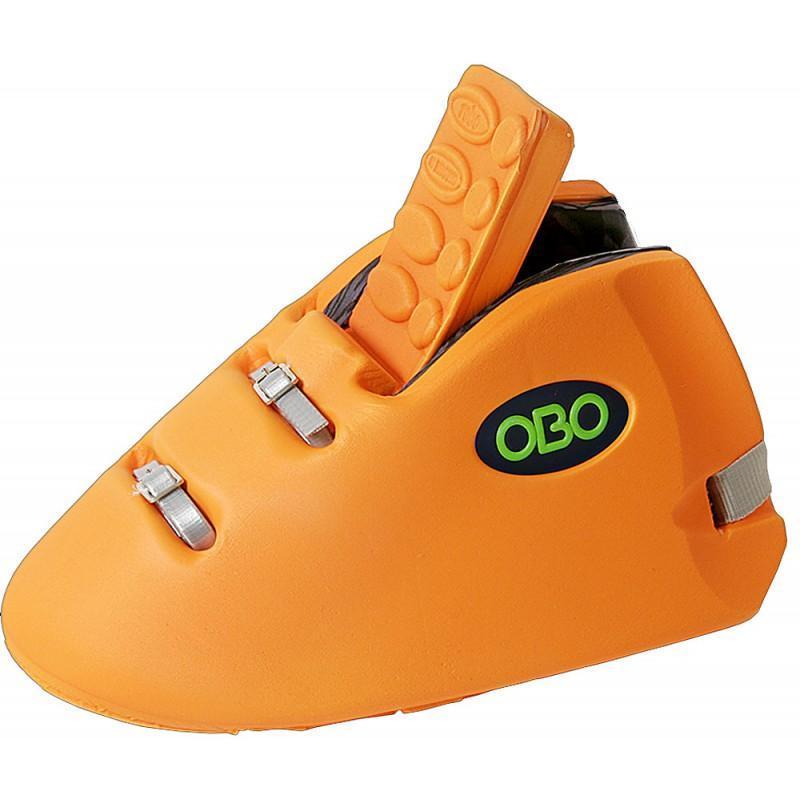 OBO Robo Hi-Rebound Kickers - Orange