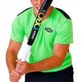 OBO Tight Fit Poly Smock - Green/Black