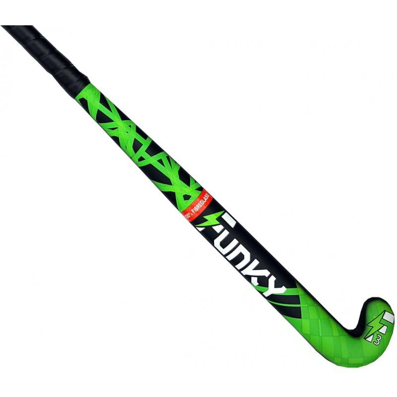 Funky F3 Hockey Stick - Green (2018/19)