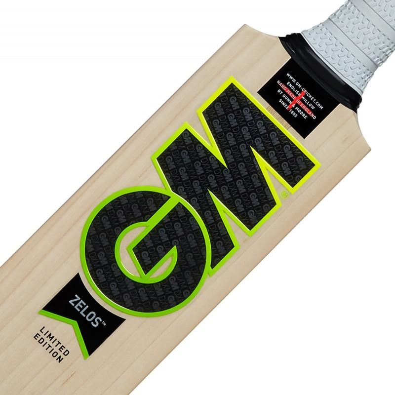 GM Zelos Limited Edition Junior Cricket Bat (2019)