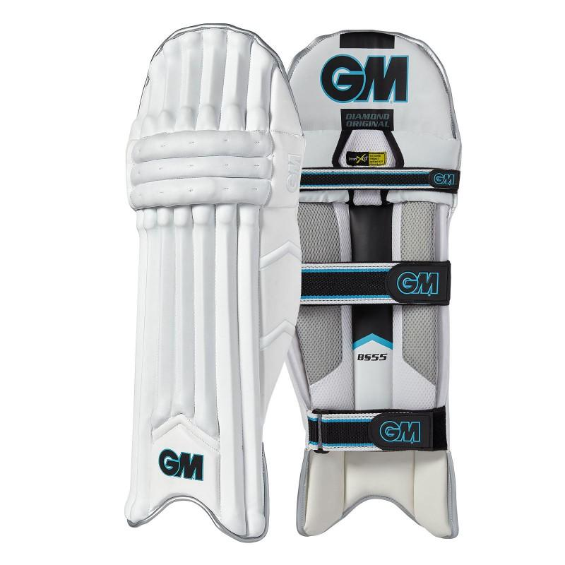 GM Diamond Original Cricket Pads (2019)