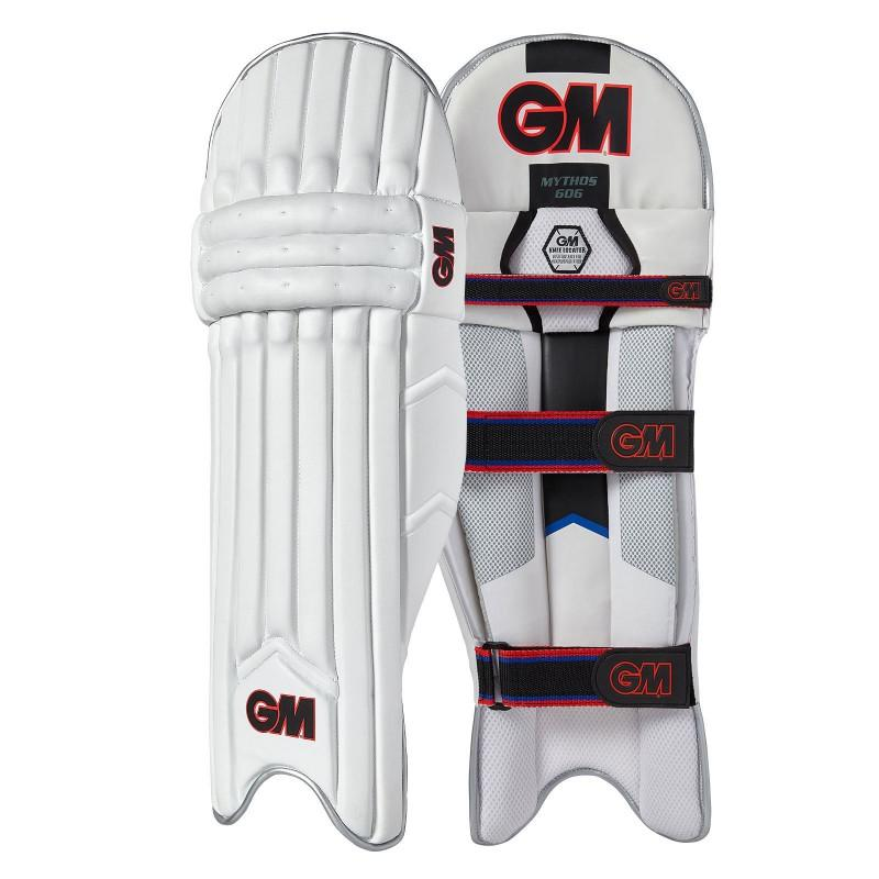 GM Mythos 606 Cricket Pads (2019)