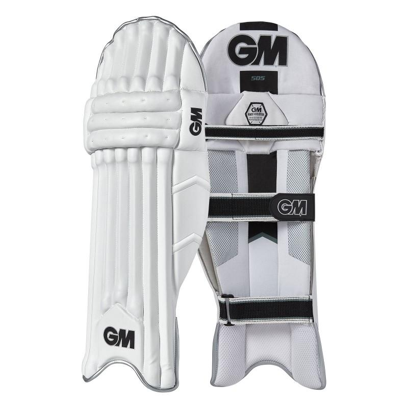 GM 505 Cricket Pads (2019)