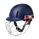 GM Purist Geo II Cricket Helmet - Navy