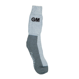 GM Teknik Cricket Socks - Grey Marl