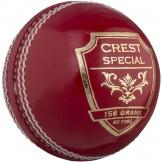 Gray Nicolls Crest Special Cricket Ball - Red