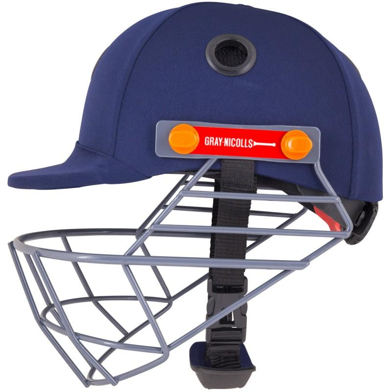Gray Nicolls Elite Junior Helmet - Navy (2019)