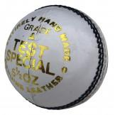 Elite 'Test Special' Cricket Ball - White