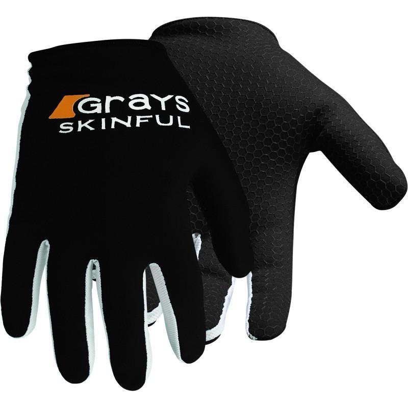 Grays Skinful Gloves - Black (2018/19)