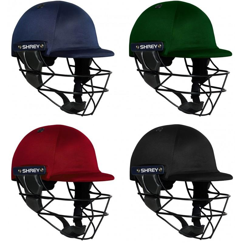 Shrey Armor Junior Cricket Helmet
