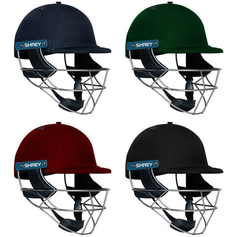 Shrey Masterclass Air 2.0 Cricket Helmet (Steel Grille)