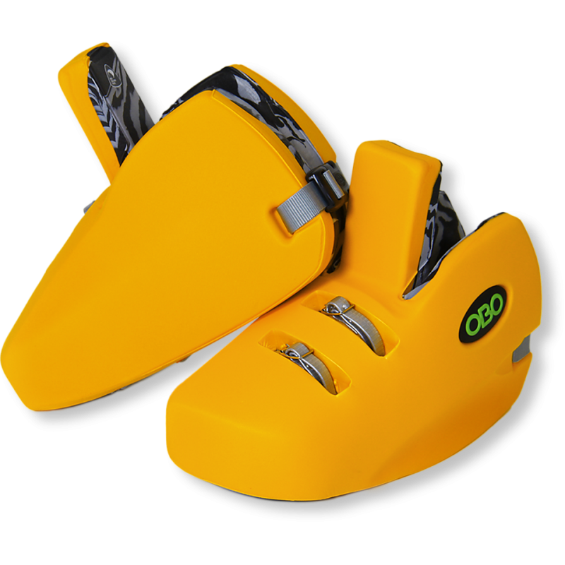 OBO Robo Hi-Rebound Plus Kickers - Orange
