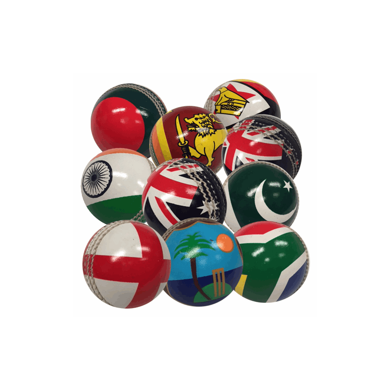 Hunts County Soft Flag Ball - New Zealand