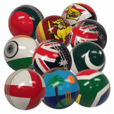 Hunts County Soft Flag Ball - Pakistan