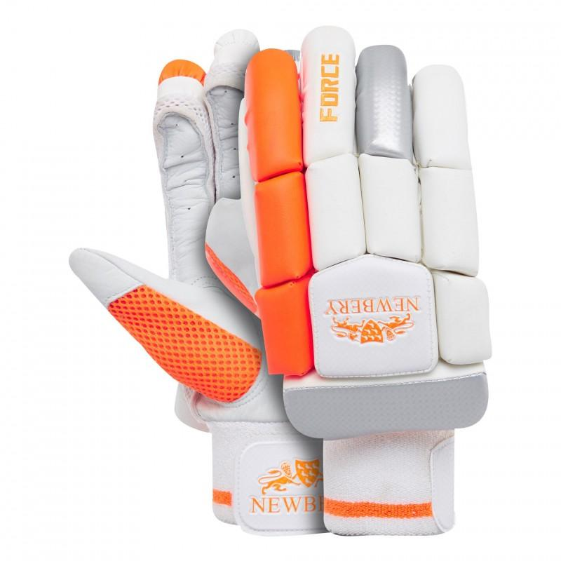 Newbery Force Junior Cricket Gloves (2019)