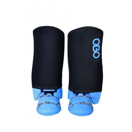 OBO Slippa Leg Guard Covers (Black)