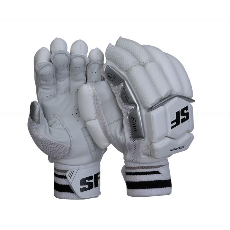 SF Maximum Elite Cricket Gloves (2019)