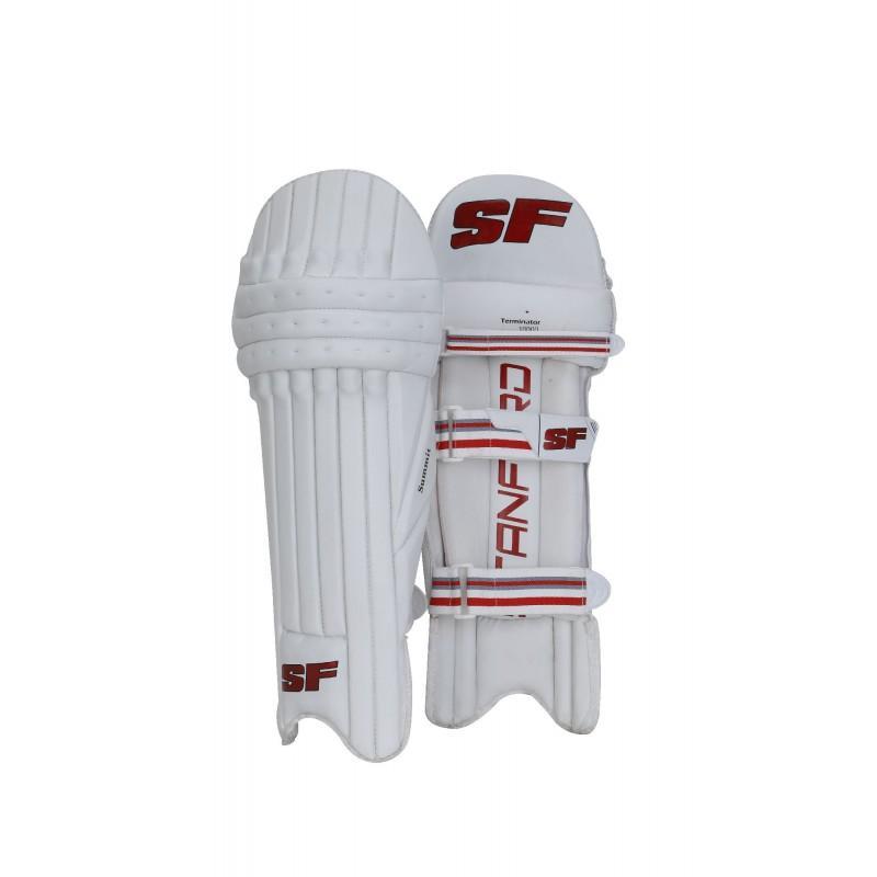SF Summit Terminator 10000 Junior Cricket Pads (2019)