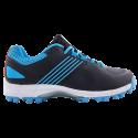 Grays Flash 2.0 Mini Hockey Shoes - Black/Blue (2019/20)