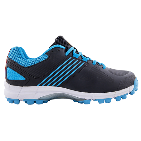 Grays Flash 2.0 Mens Hockey Shoes - Black/Blue (2019/20)