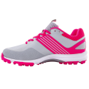 Grays Flash 2.0 Mini Hockey Shoes - Silver/Pink (2019/20)