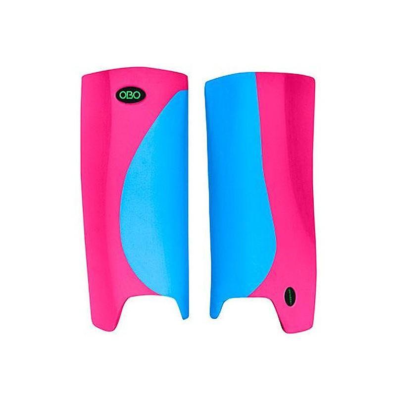 OBO Robo Hi-Rebound Legguards - Peron/Pink