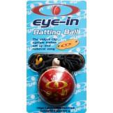 Eye-In Batting Ball