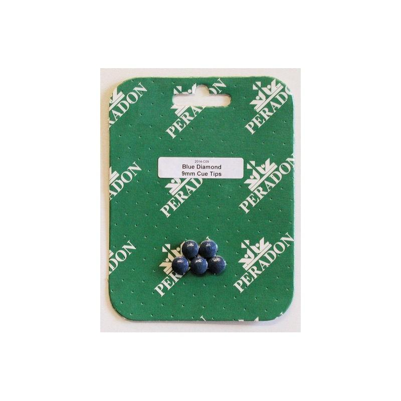 Blue Diamond Tips - Card of 5