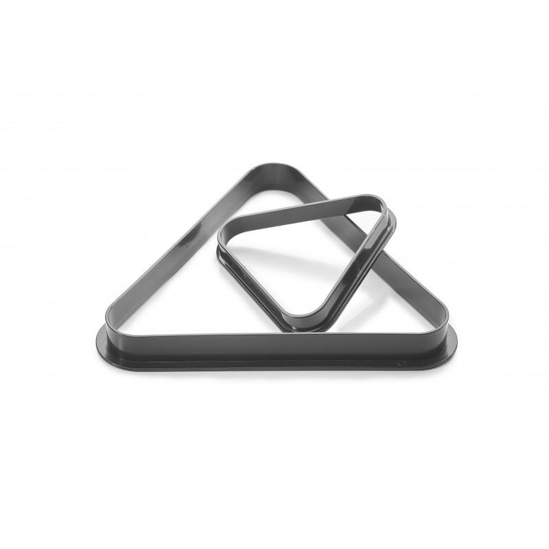 Solid Plastic Triangle